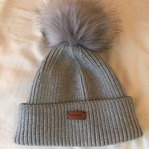 Barbour winter hat